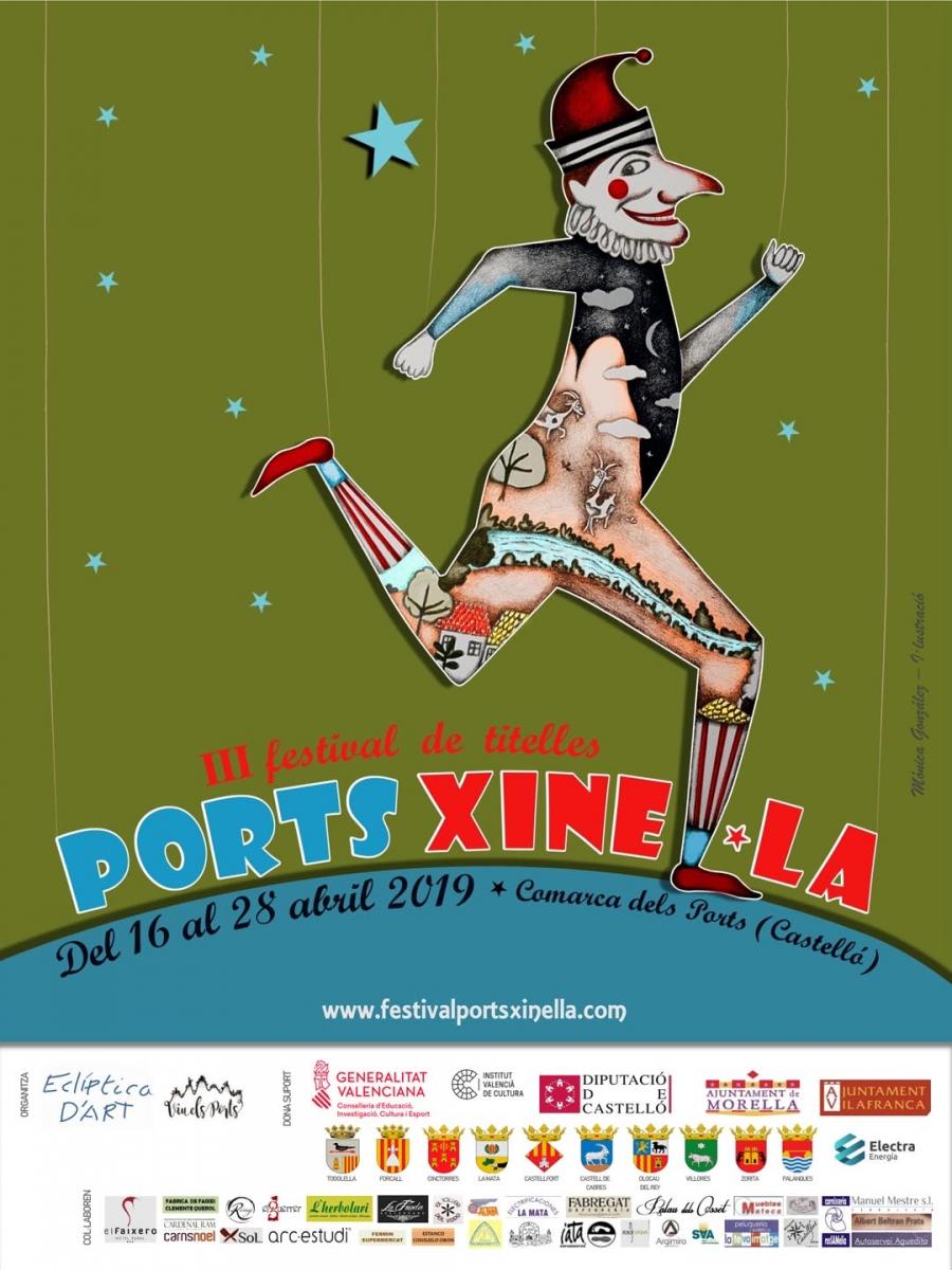 Cartel III Festival de Titelles Portsxinel·la 2019