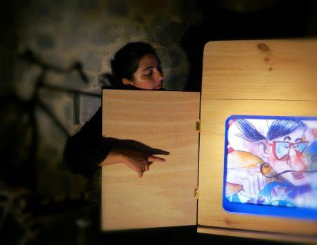 La caja mágica – Kamishivai